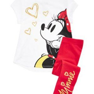 Disney Minnie Mouse 2 Piece Set